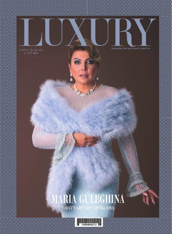 LUXURY MAGAZINE N79
