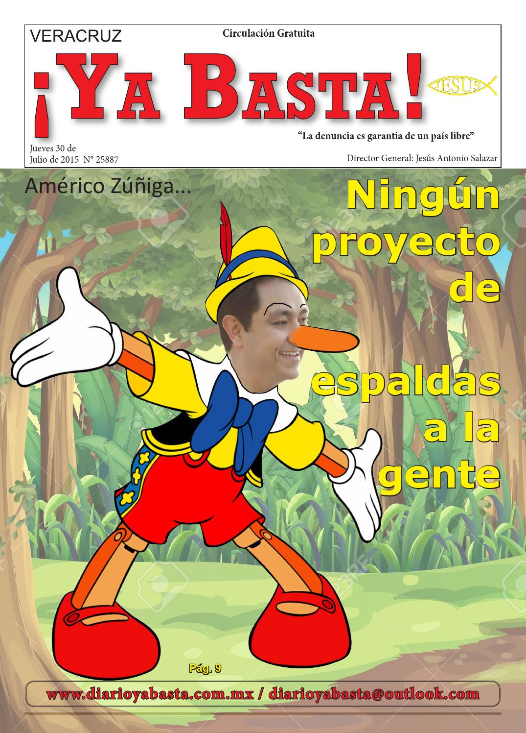 diario jueves: