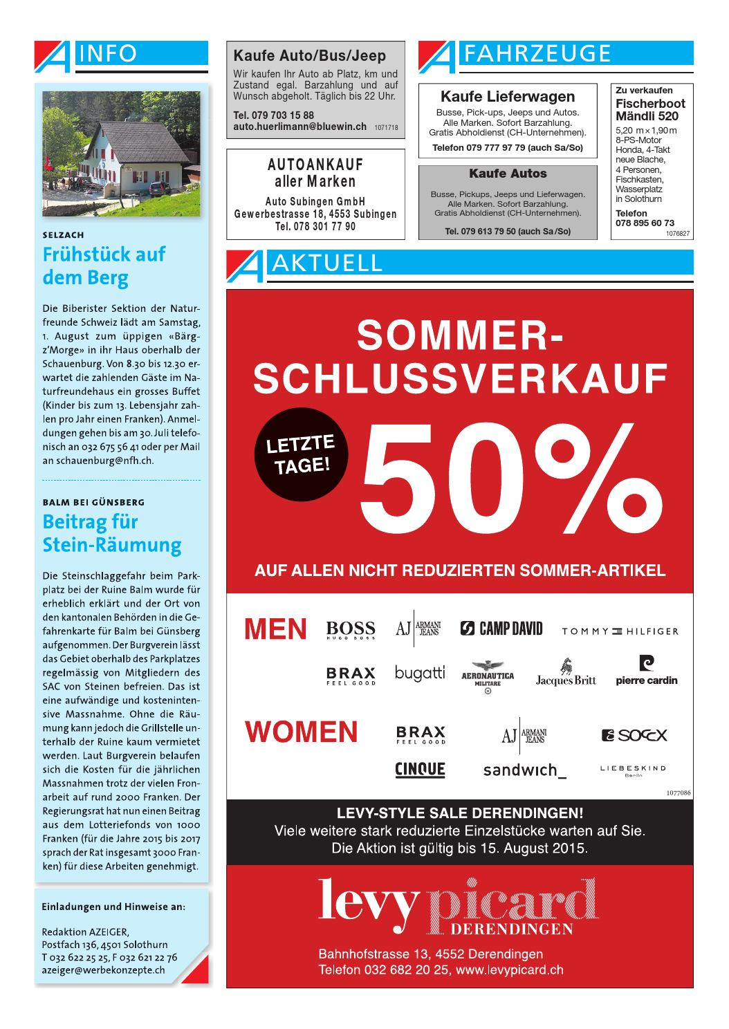 azeiger 31 2015 by az anzeiger page 8 issuu. Black Bedroom Furniture Sets. Home Design Ideas