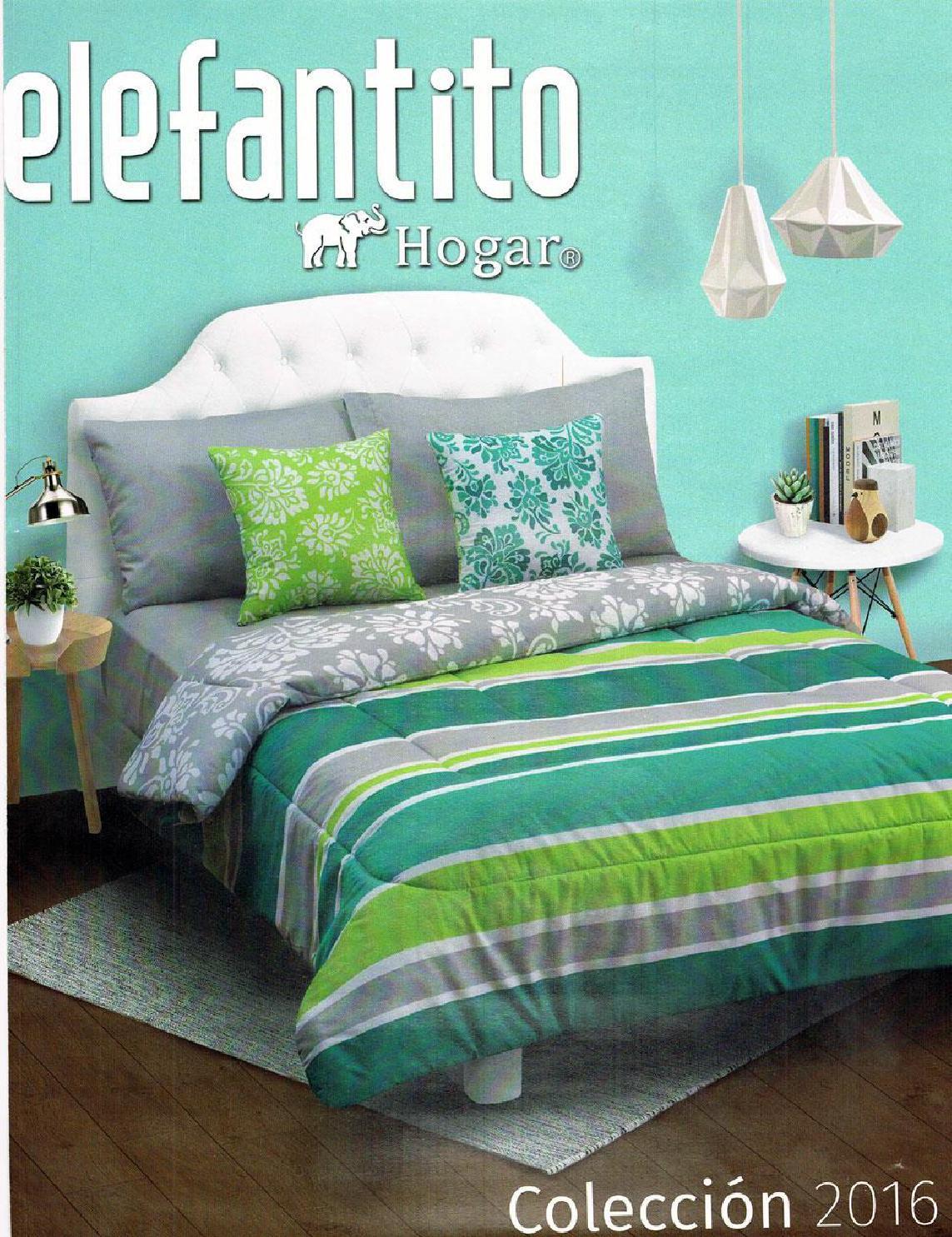 Catalogo colchas elefantito 2015 2016 by www - Colchas y edredones ...