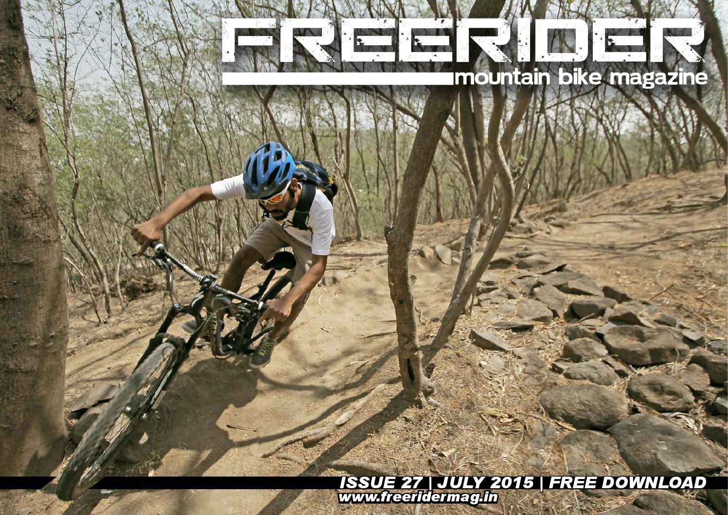 Back Issues IMB Free Mountain Bike Magazine Online