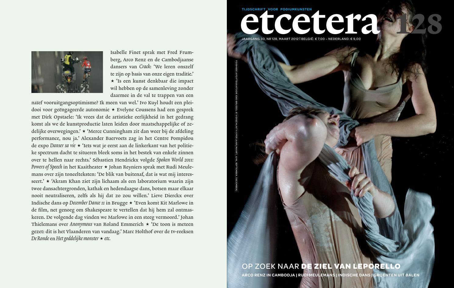Etcetera 128 by etcetera - issuu