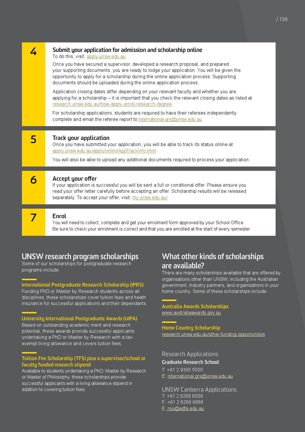 international student guide postgraduate by unsw international student guide 2016 postgraduate by unsw page 139 issuu