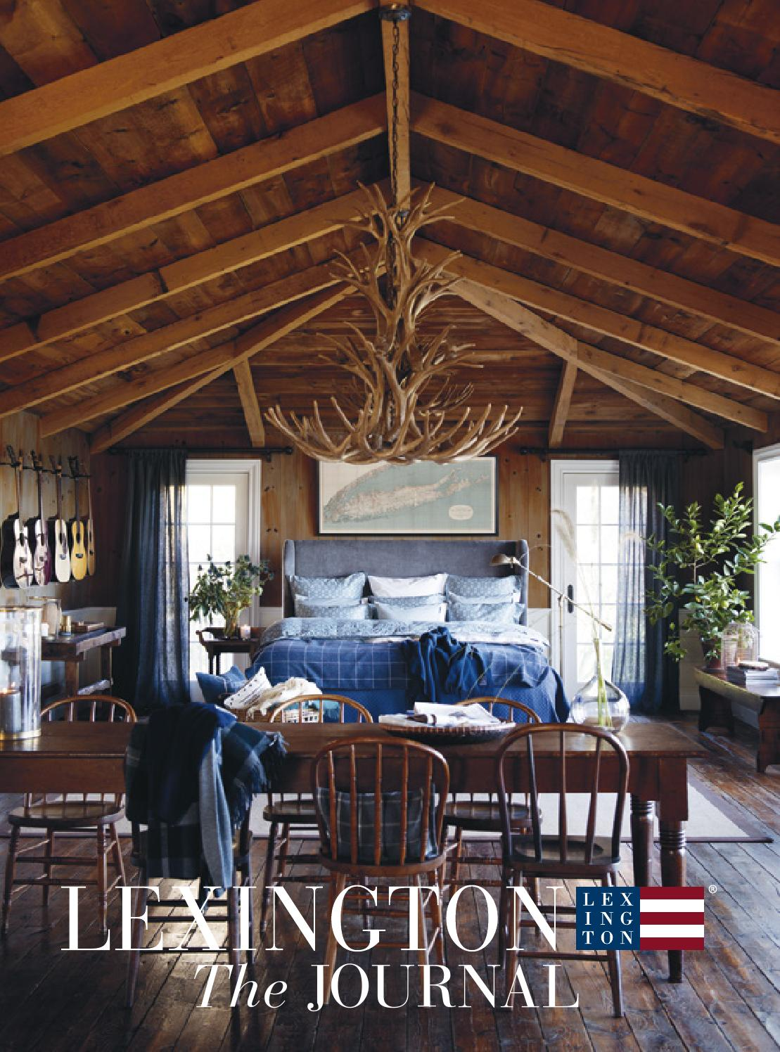 lexington fall home catalog by lexington company issuu. Black Bedroom Furniture Sets. Home Design Ideas