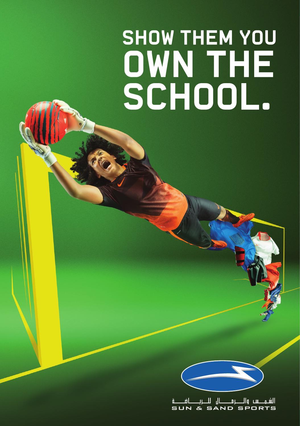 Sun and Sand Sports Back To School Catalogue - KSA by ...