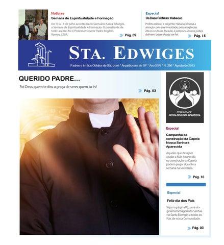 [Jornal Sta Edwiges (Agosto/2015)]