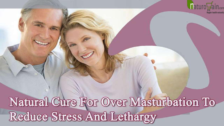 The Can masturbation reduce stress