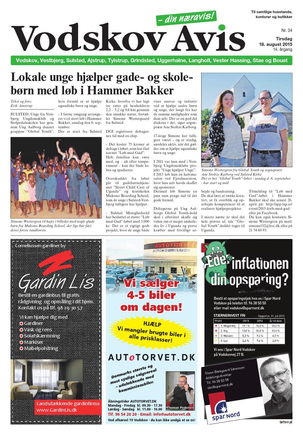 Vodskov avis nr 34 2015 by vodskov avis issuu