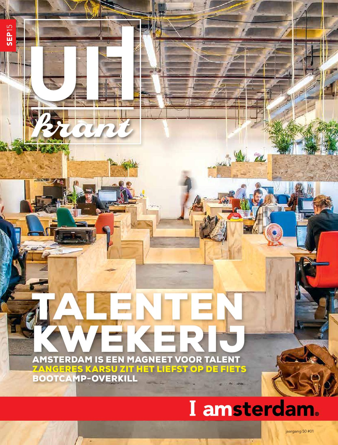 Uitkrant mei 2016 by amsterdam marketing   issuu