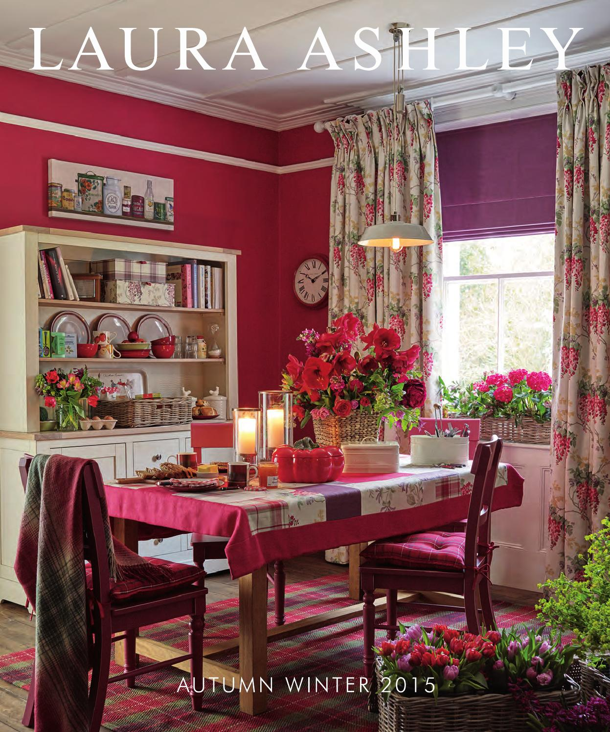 Laura ashley autumn winter 2015 by stanislav petkanov - Catalogo laura ashley ...