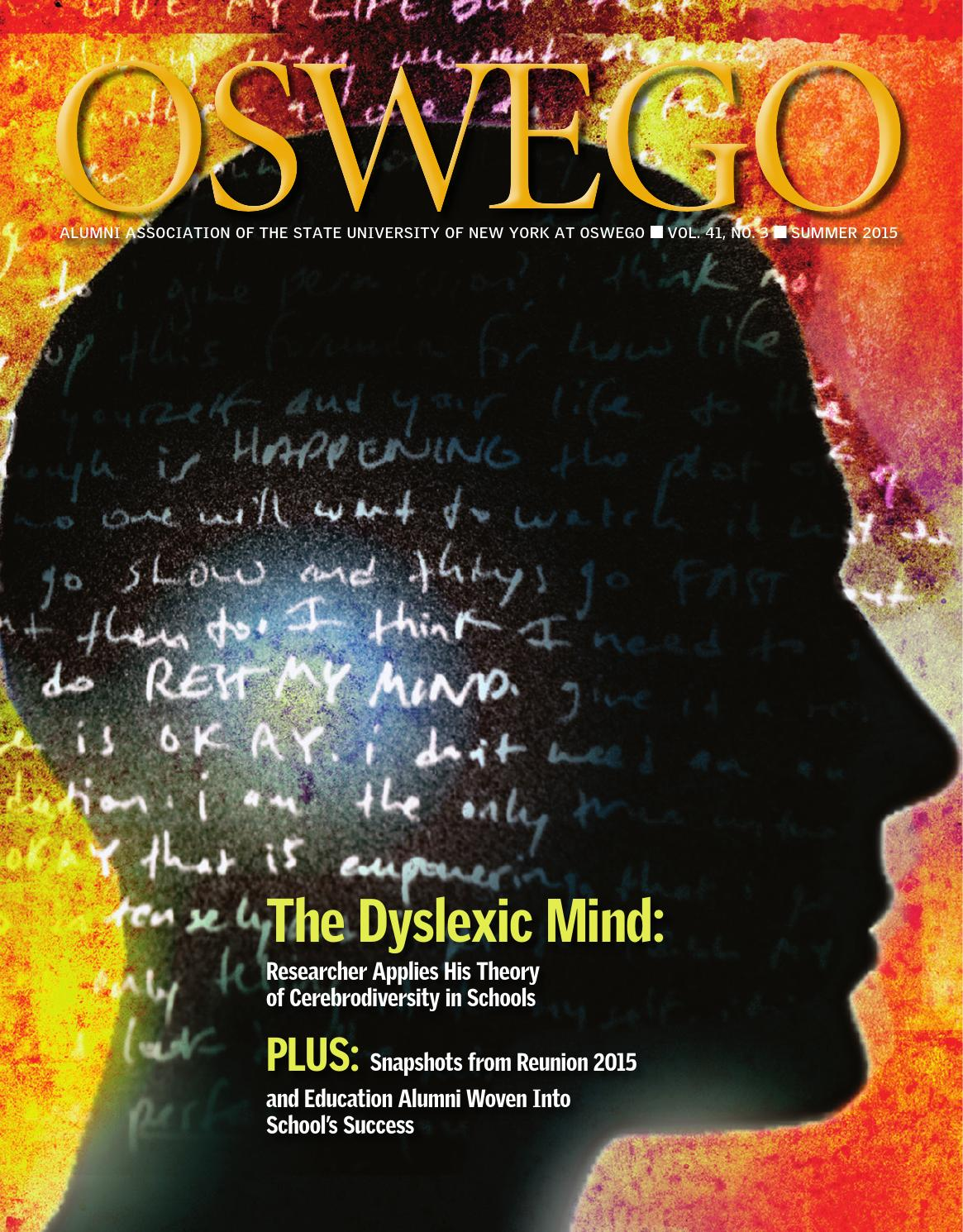 oswego alumni magazine summer by oswego alumni association oswego alumni magazine summer 2015 by oswego alumni association issuu