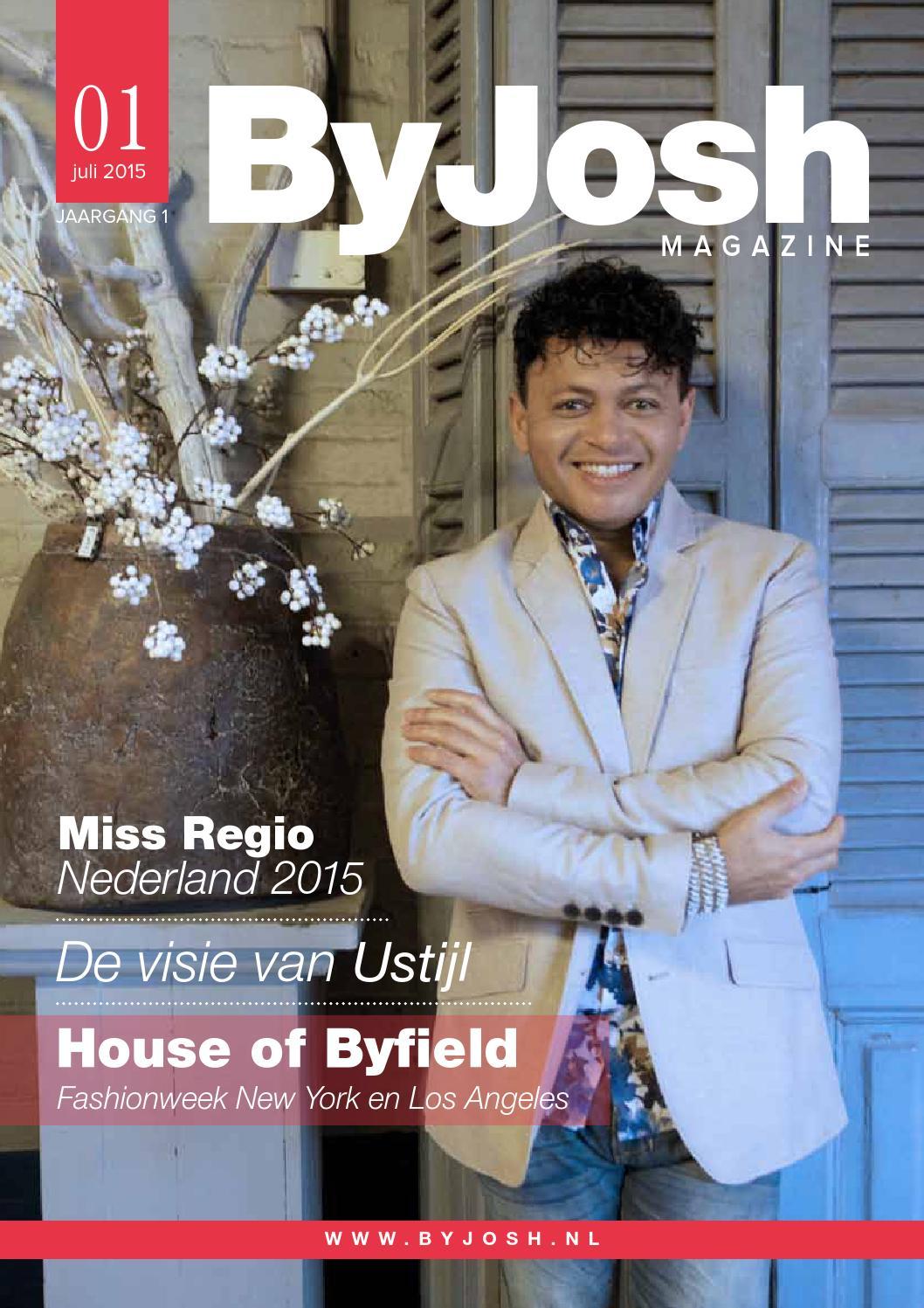 Glossy Magazine ByJosh by Tineke Schrijn - issuu