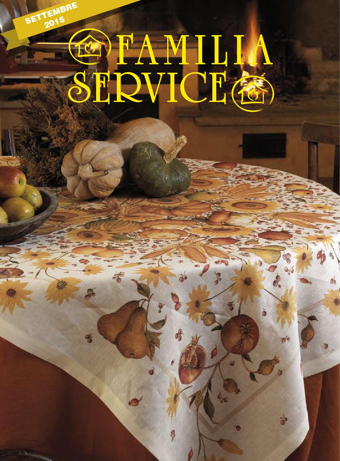Familia Service. Catalogo Natale 2015 by Familia Service - issuu