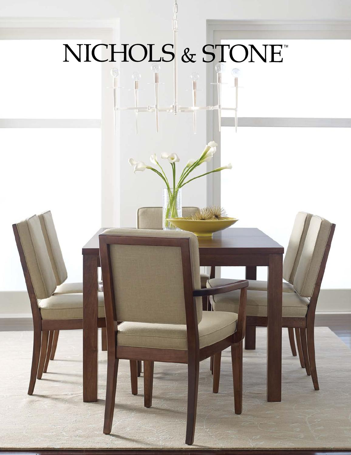 Nichols And Stone Furniture Company