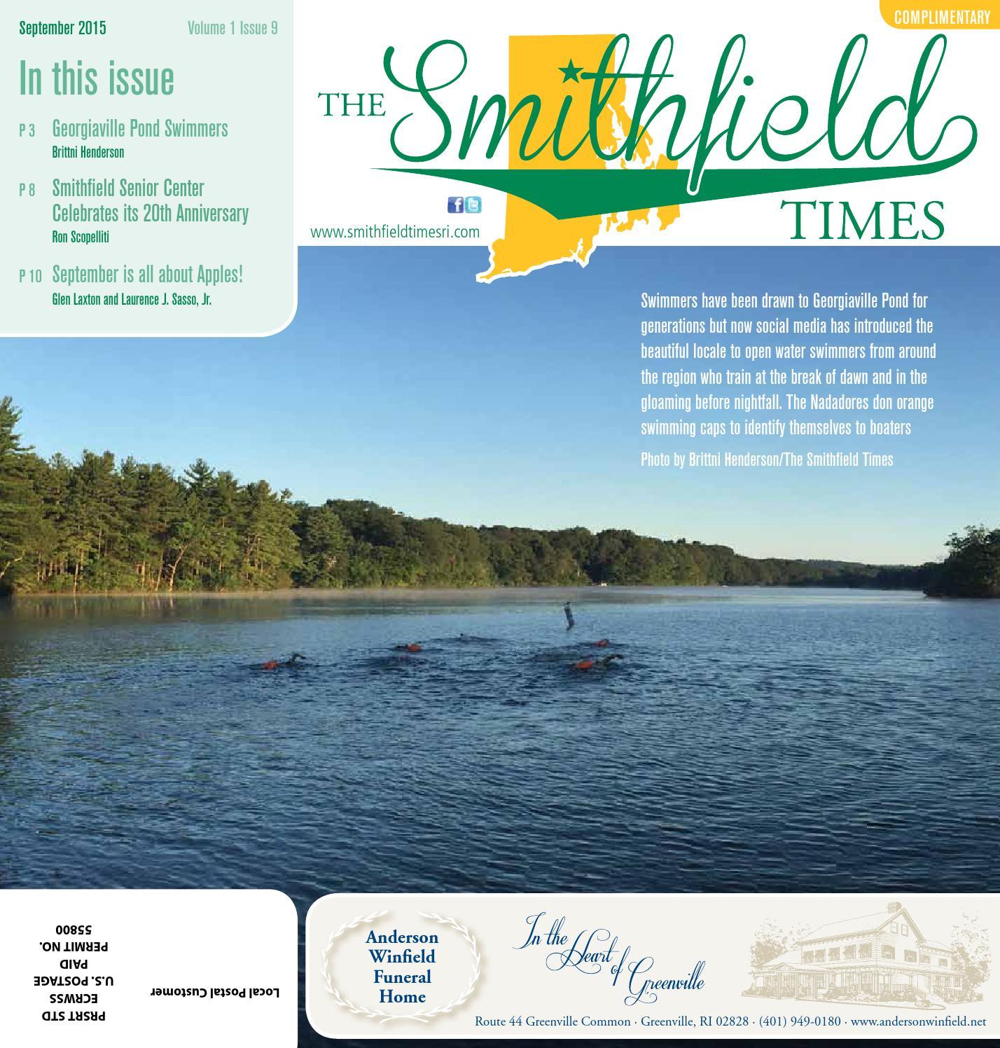 smithfield times by ricommongroundnews issuu