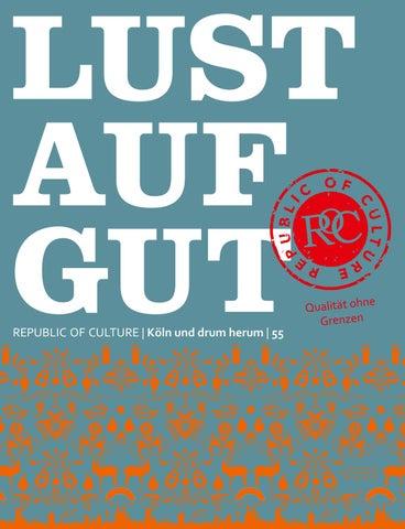 LUST AUF GUT Magazin | Köln Nr. 55