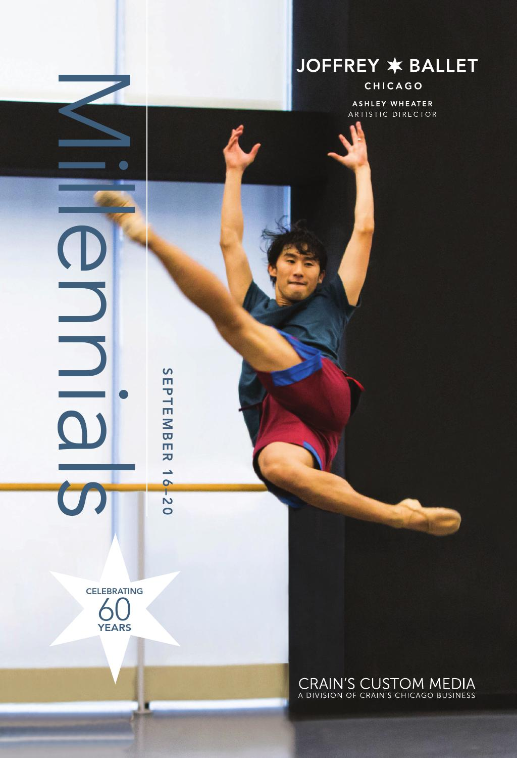 Millennials By The Joffrey Ballet Issuu