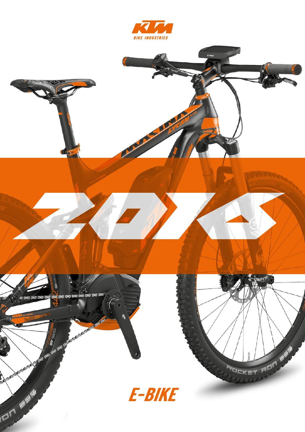 Ktm Bike Industries Logo