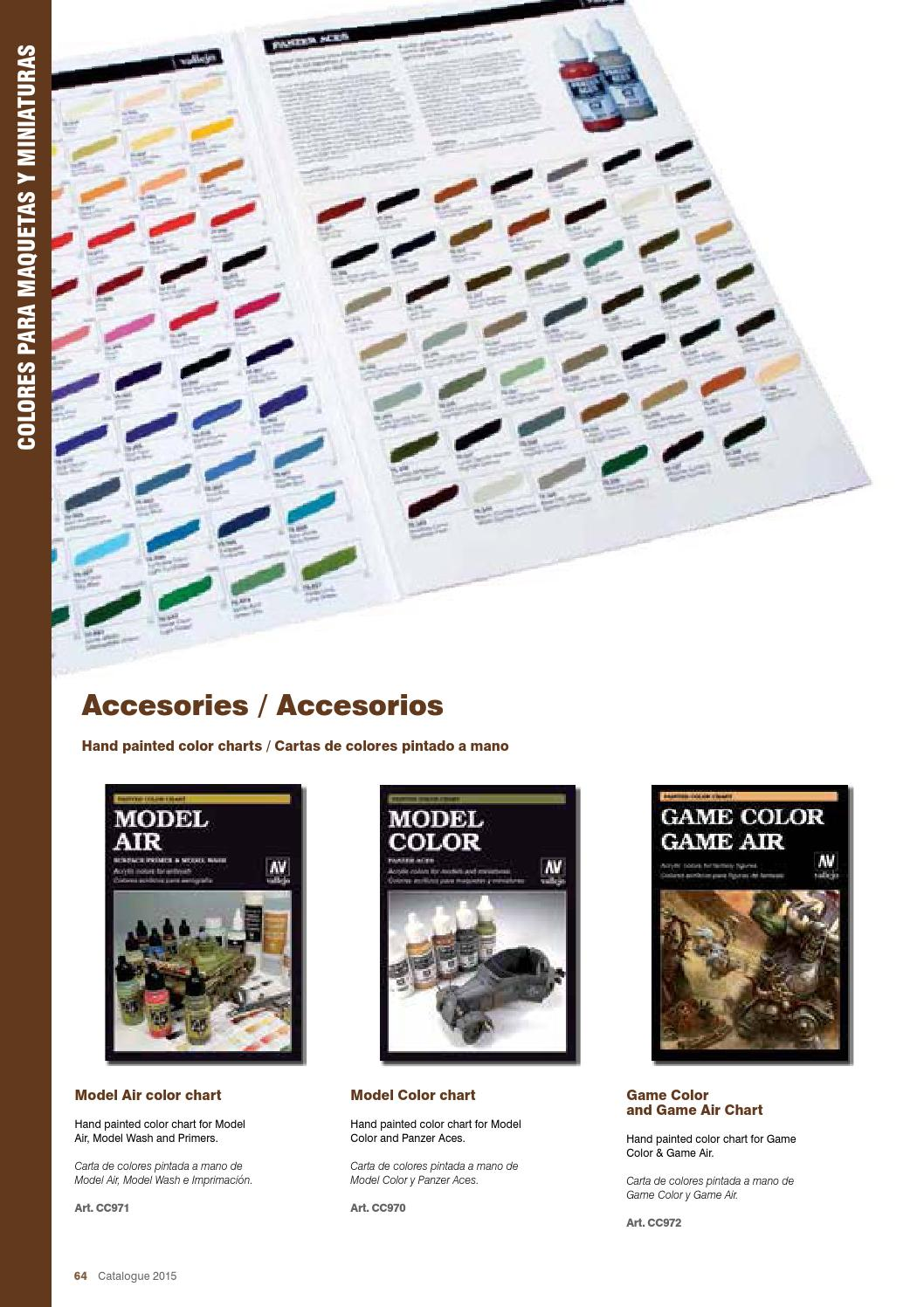 Game color chart - Game Color Chart 15