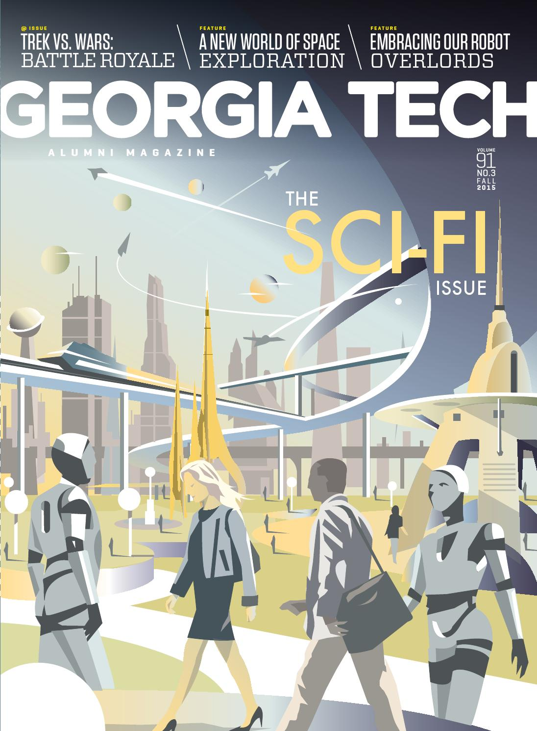 Georgia Tech Alumni Magazine  Vol      No         by Georgia Tech Alumni Association   issuu Madenlimetal com