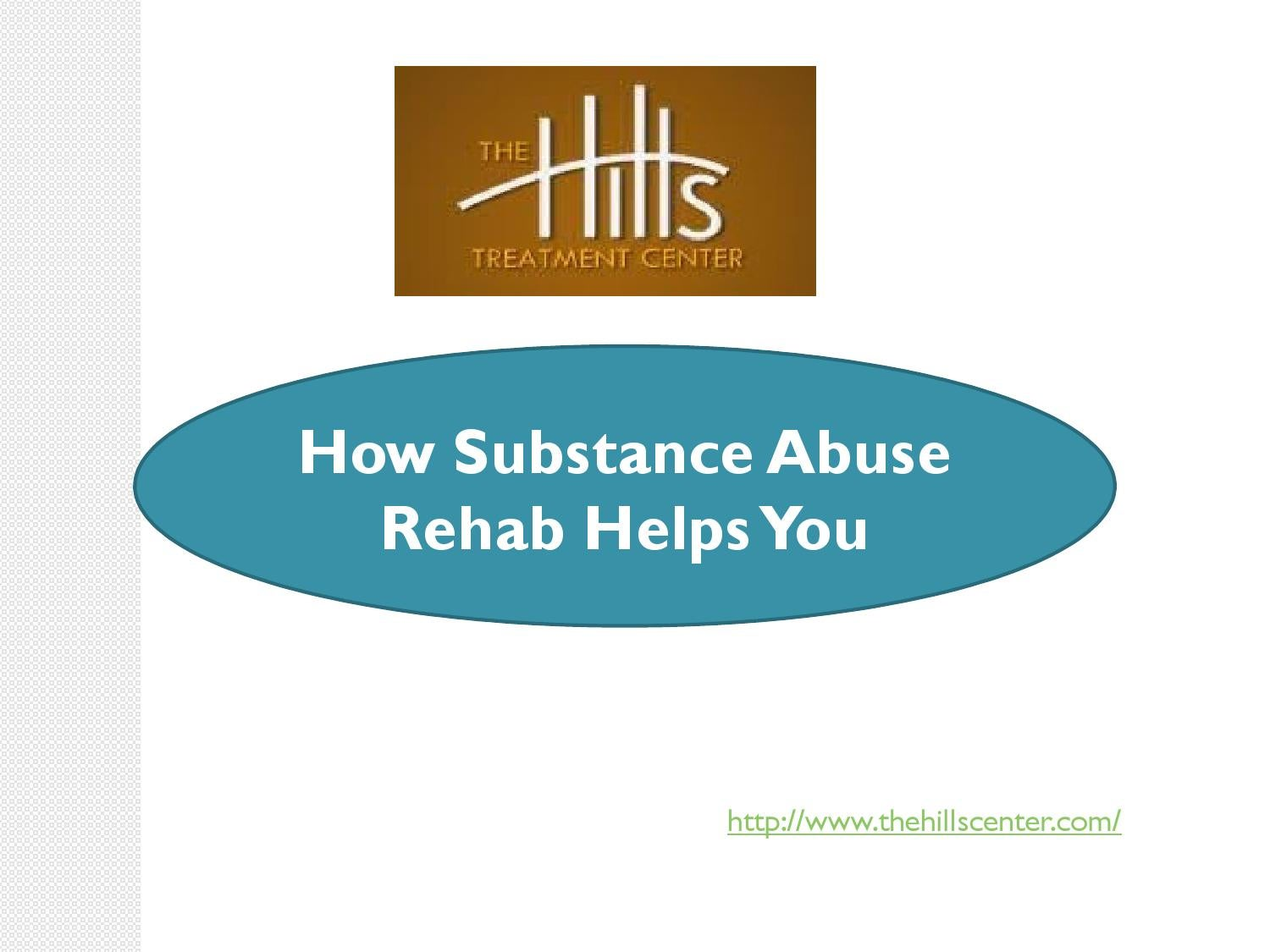 How Substance Abuse Rehab Helps You by Nancyfrances - issuu