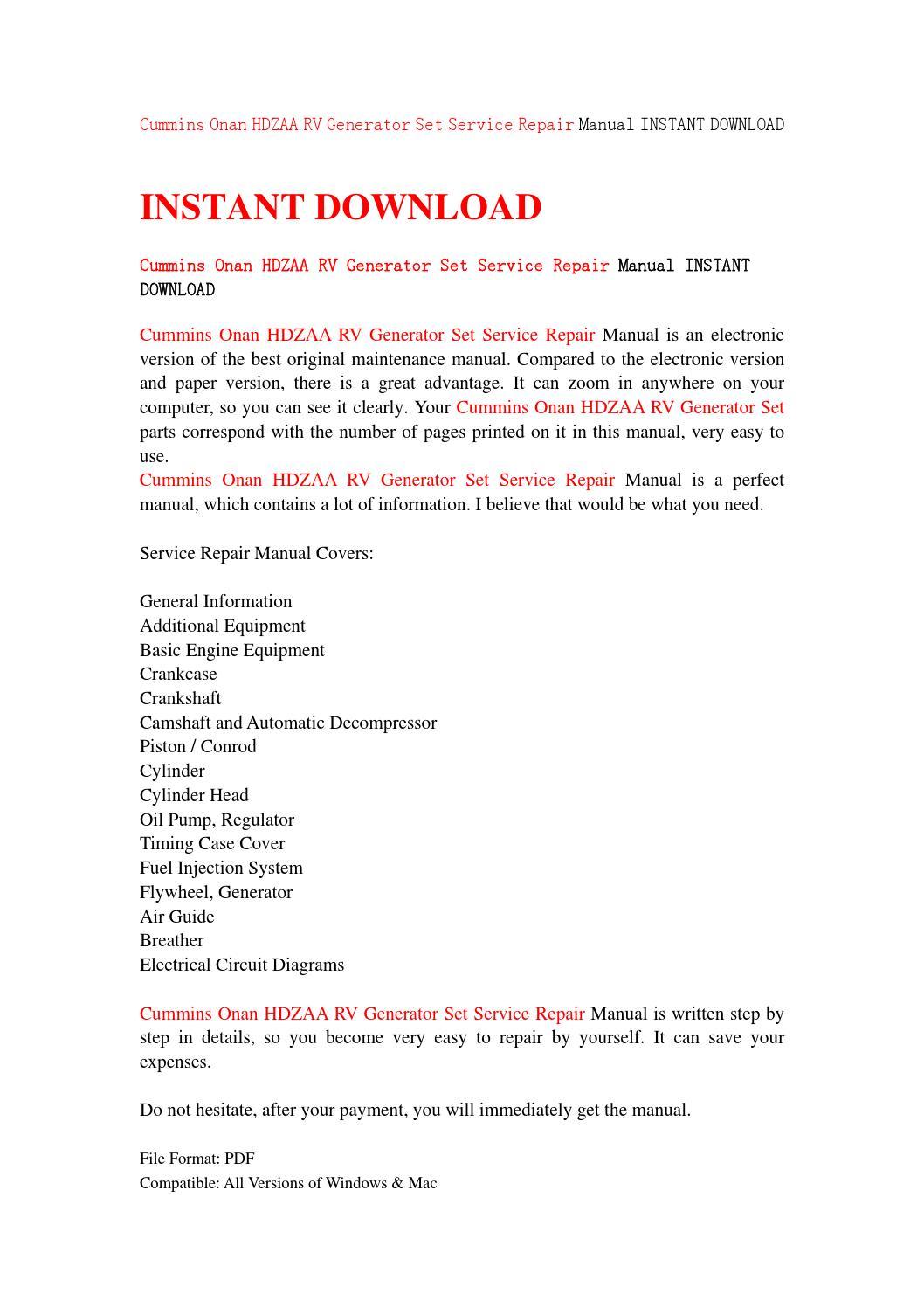 Onan Emerald Iii Genset Manual Ebook Rv Generator Schematics Cck Array Parts Pdf Rh Andtheheartsayswhatever