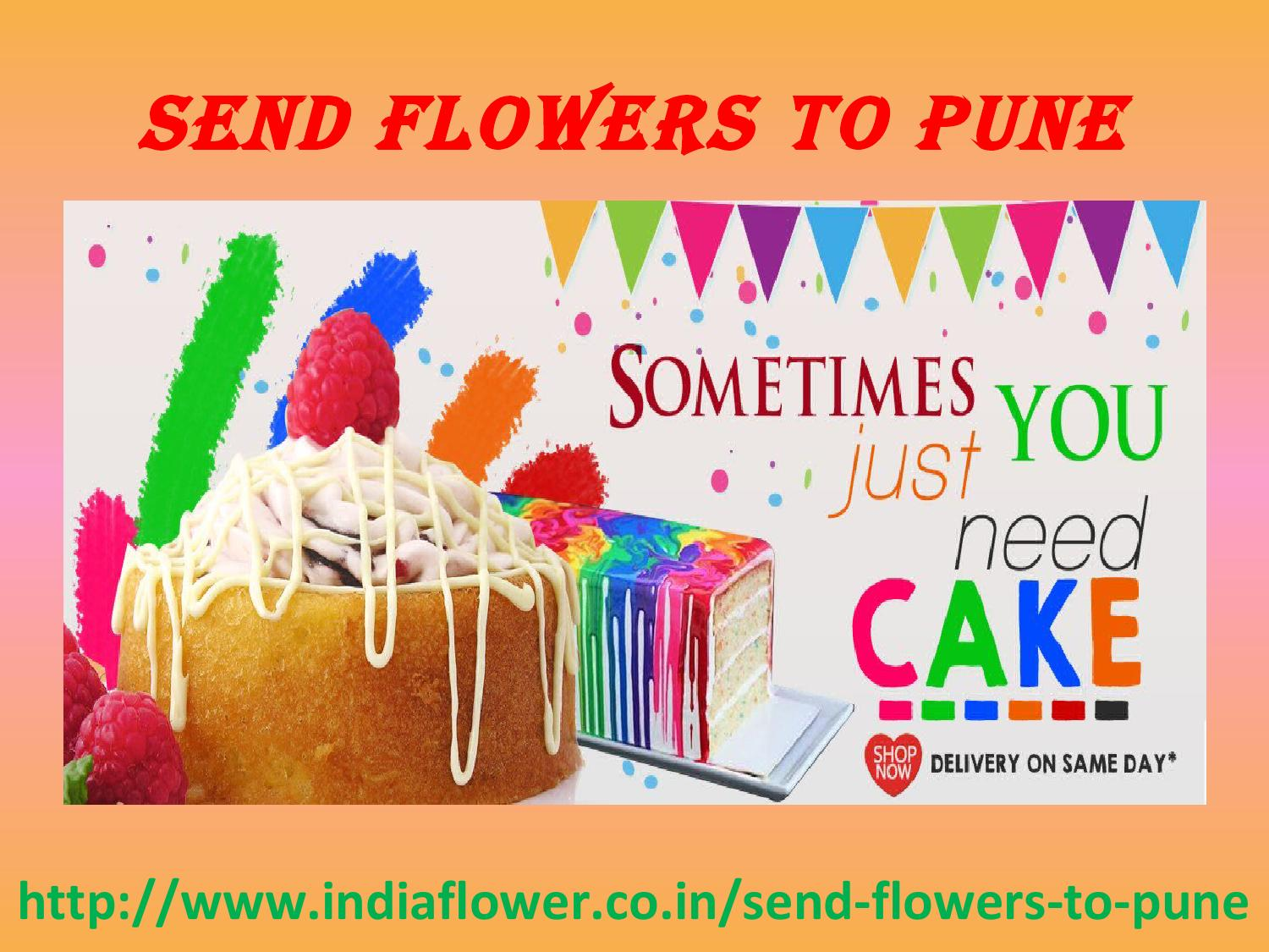 Send flowers to pune by Pune line Florist issuu