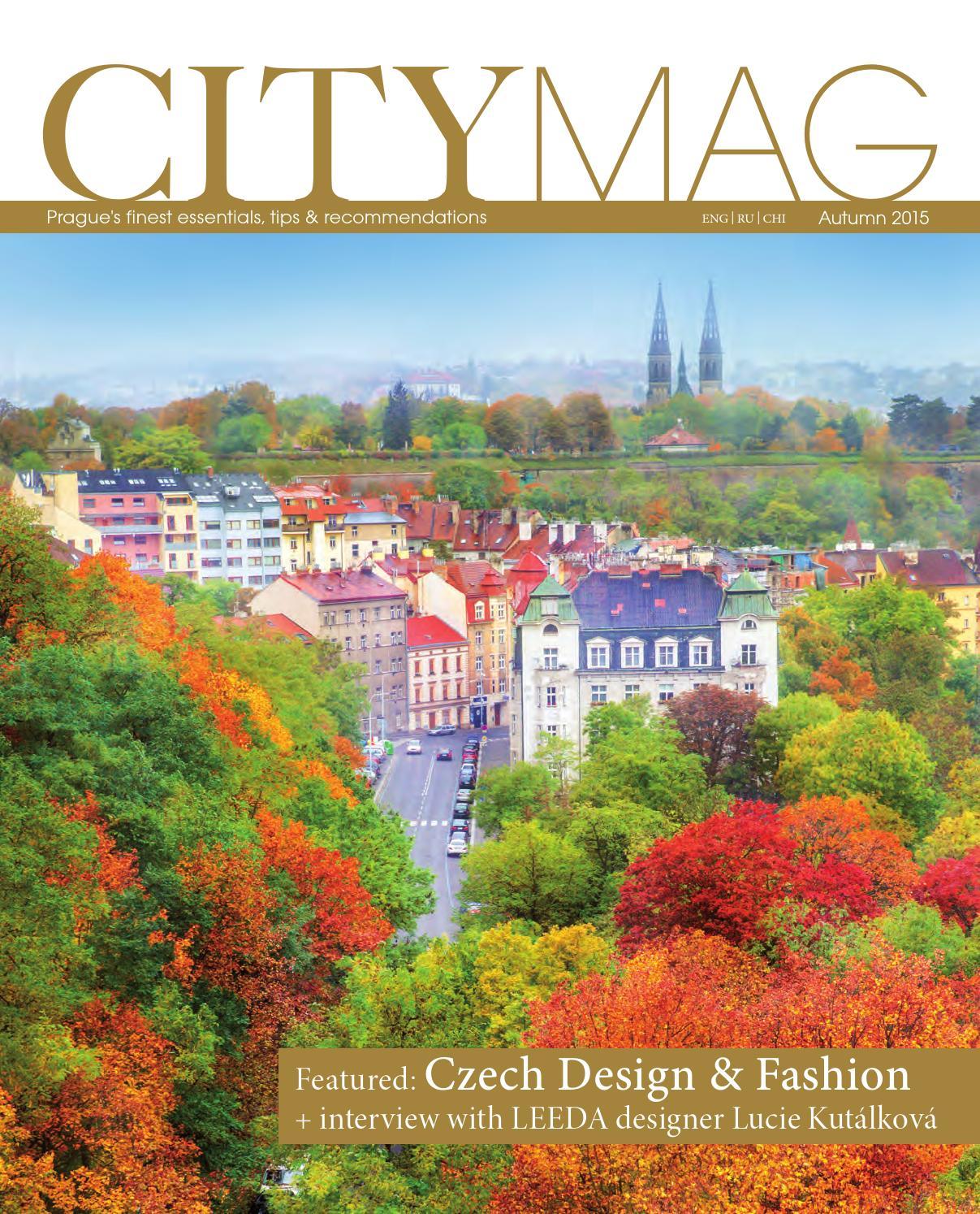 CITYMAG Autumn 2015 By CITYMAG