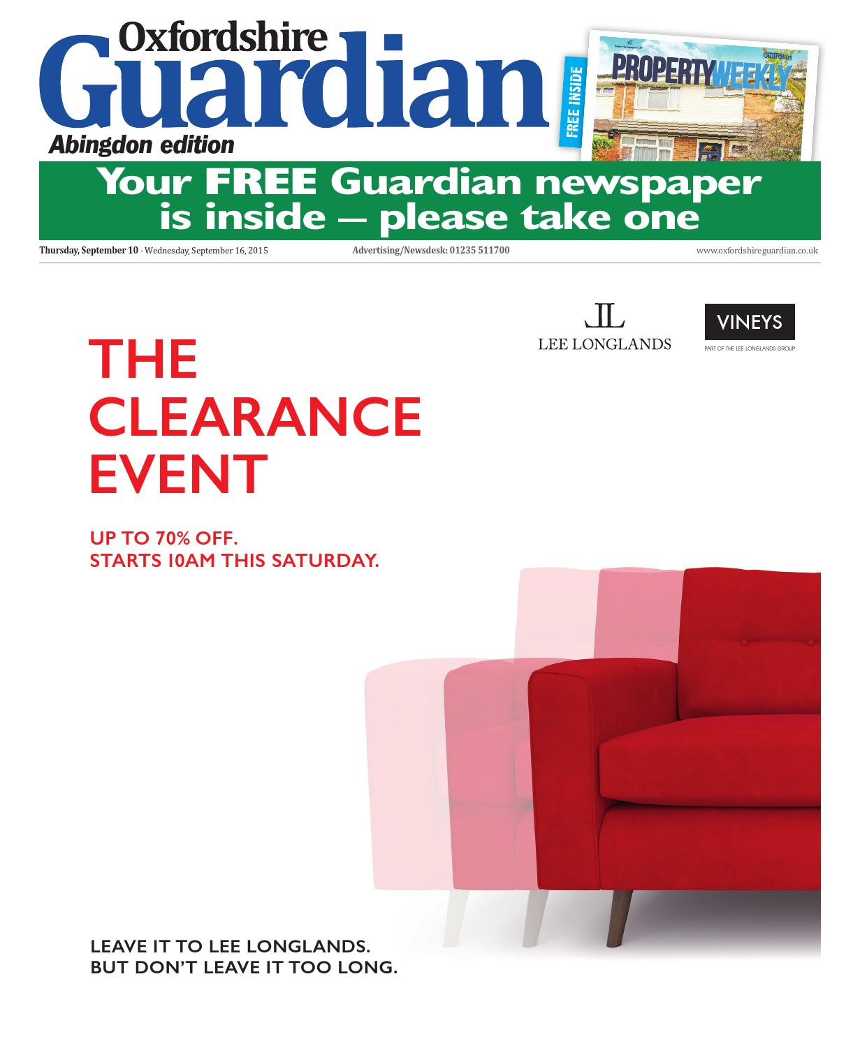 Platts hyundai used car dealership in high wycombe - 10 September 2015 Oxfordshire Guardian Abingdon By Taylor Newspapers Issuu