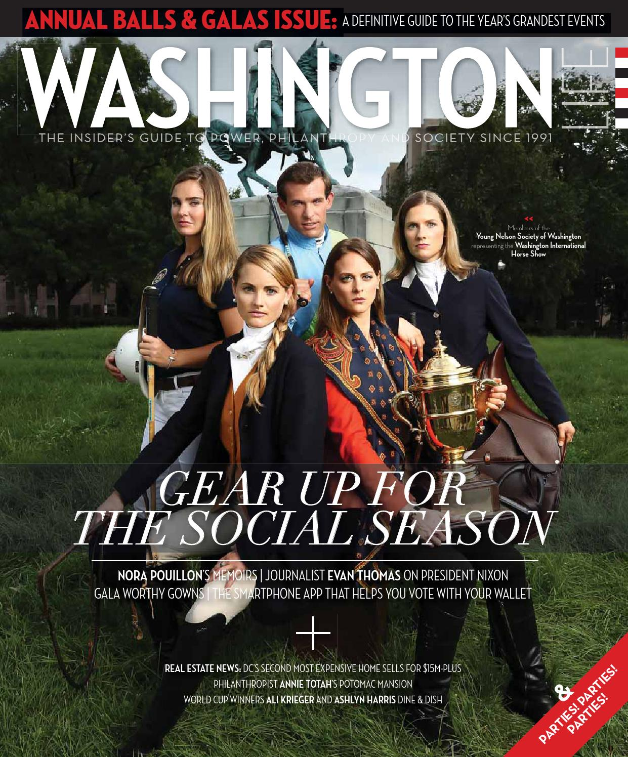 Winner Fashion Journalist Of The Year: September 2015 By Washington