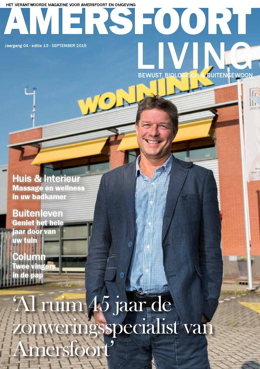 Wonen.nl Tuinen, Serres & Zwembaden by Wonen Media - issuu