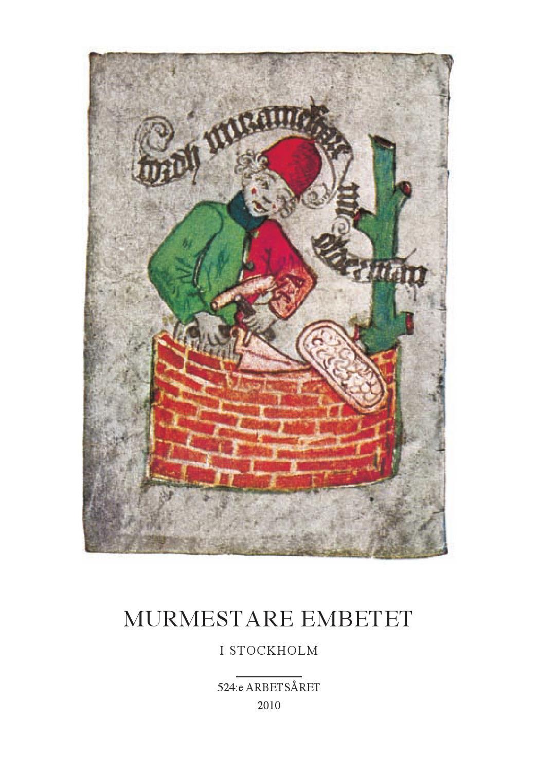 Årsskrift 2010 by murmestare   issuu