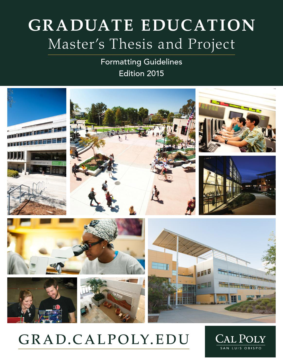 apa masters thesis reference Apa 6th edition citation style apa 6th edition guide annual report article, journal title of doctoral dissertation or master's thesis.