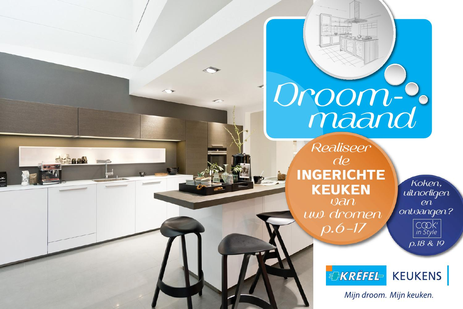 Krëfel Keukens Folder September 2015 by Krëfel - issuu
