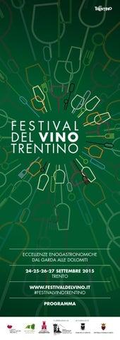 Festival del Vino Trentino 2015