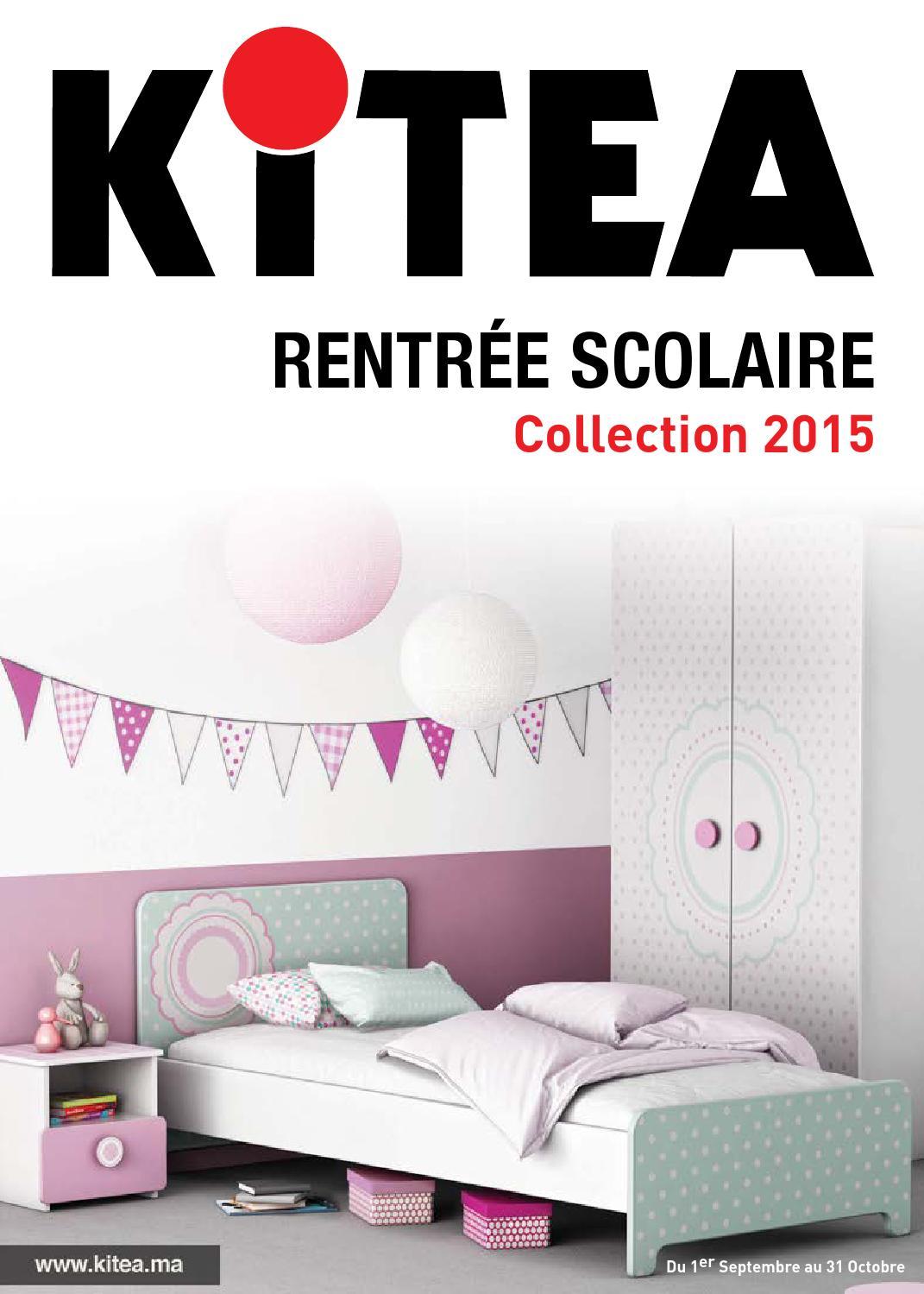 Kitea du 1 septembre au 31 octobre 2015 by Maroccatalogues ...