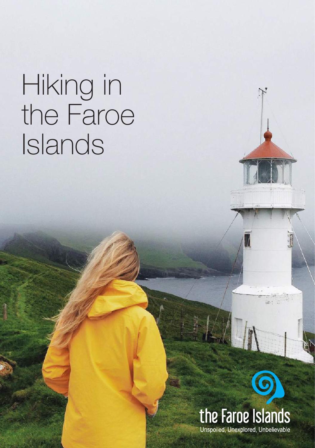 Hiking In The Faroe Islands By Visit Faroe Islands Issuu