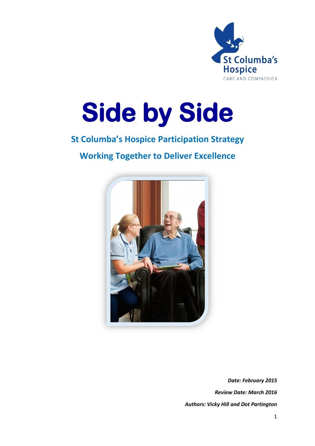 hospice related business plans