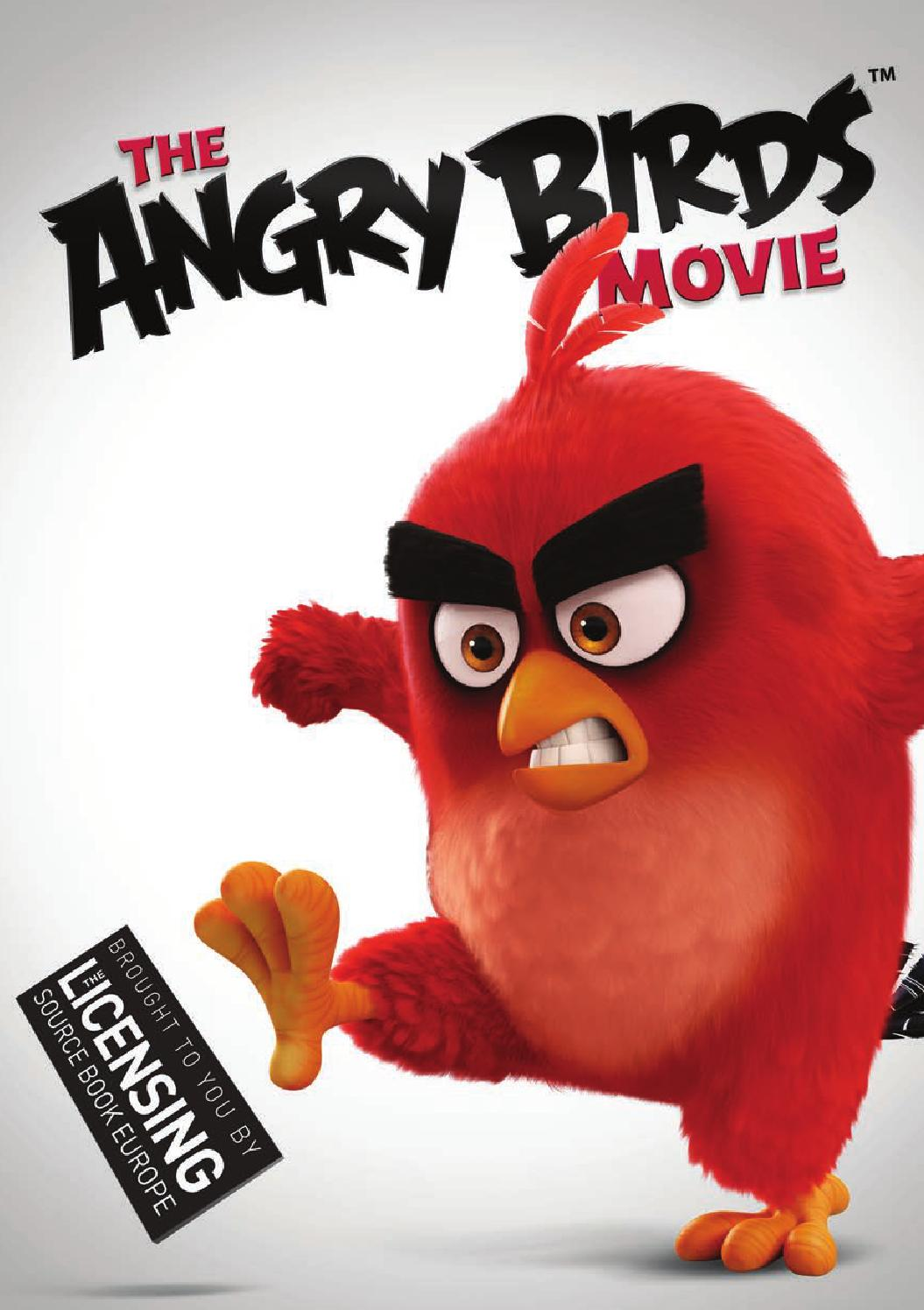 Angry Birds Movie Supplement 2015 by Max Publishing - issuu