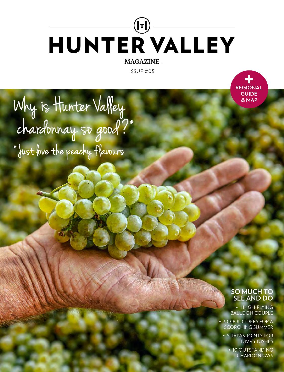Good Food Guide Hunter Valley