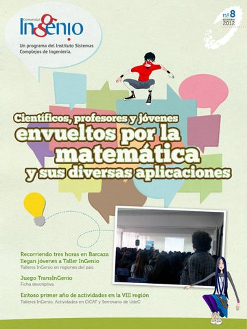 Edición N 08 Diciembre 2012