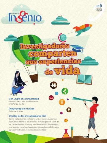 Edición N 06 Agosto 2012