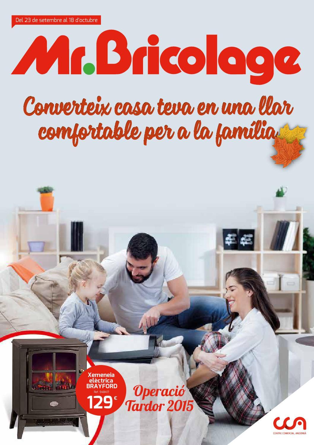 Mr bricolage una llar confortable by cca centre - Mr bricolage tours ...