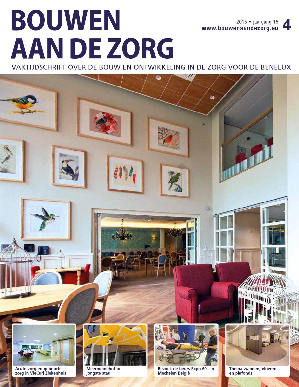 Bouwen aan de zorg 04 2015 by louwers uitgeversorganisatie bv   issuu