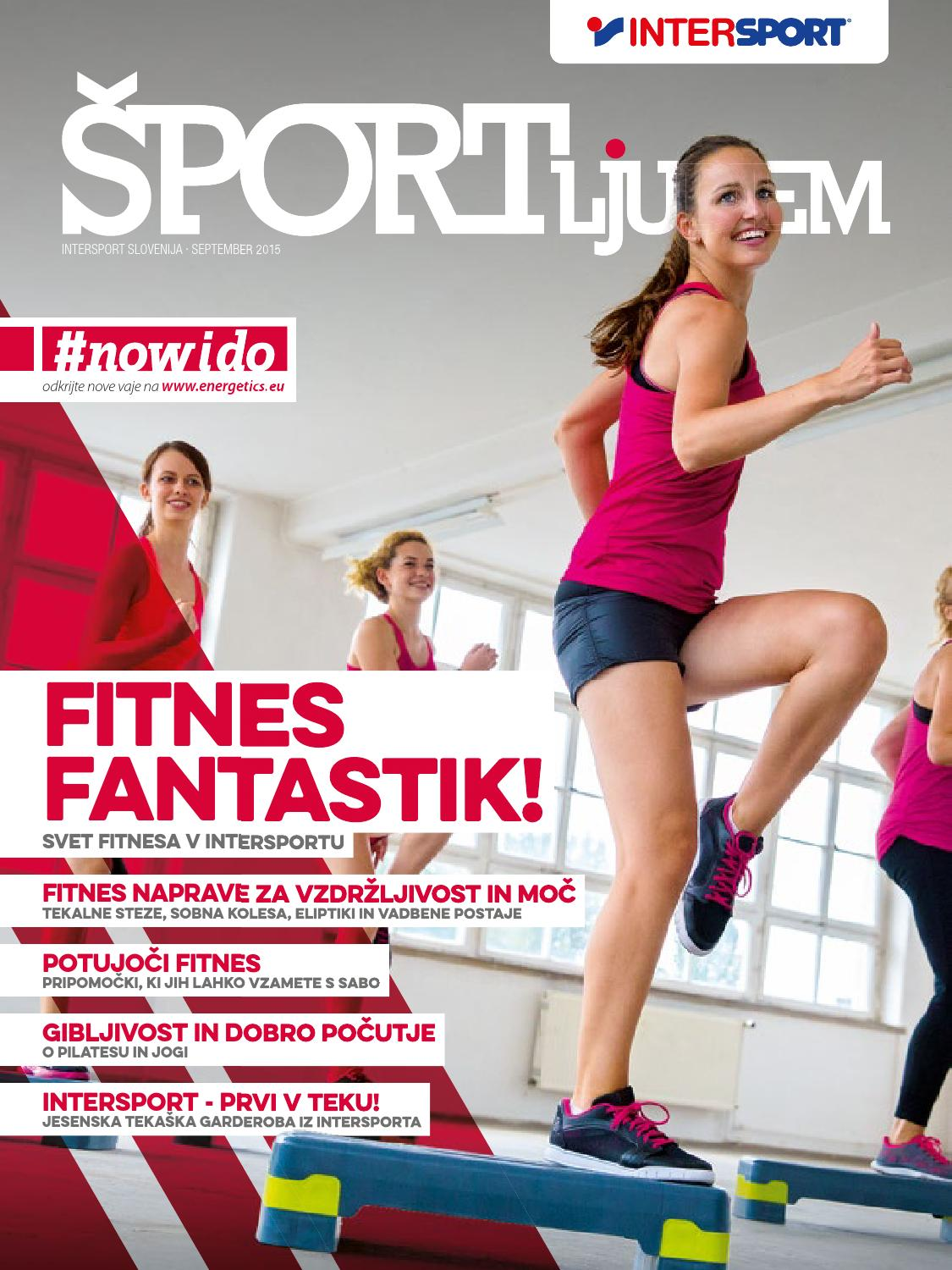 Intersport katalog fitnes fantastik by vsikatalogi si issuu