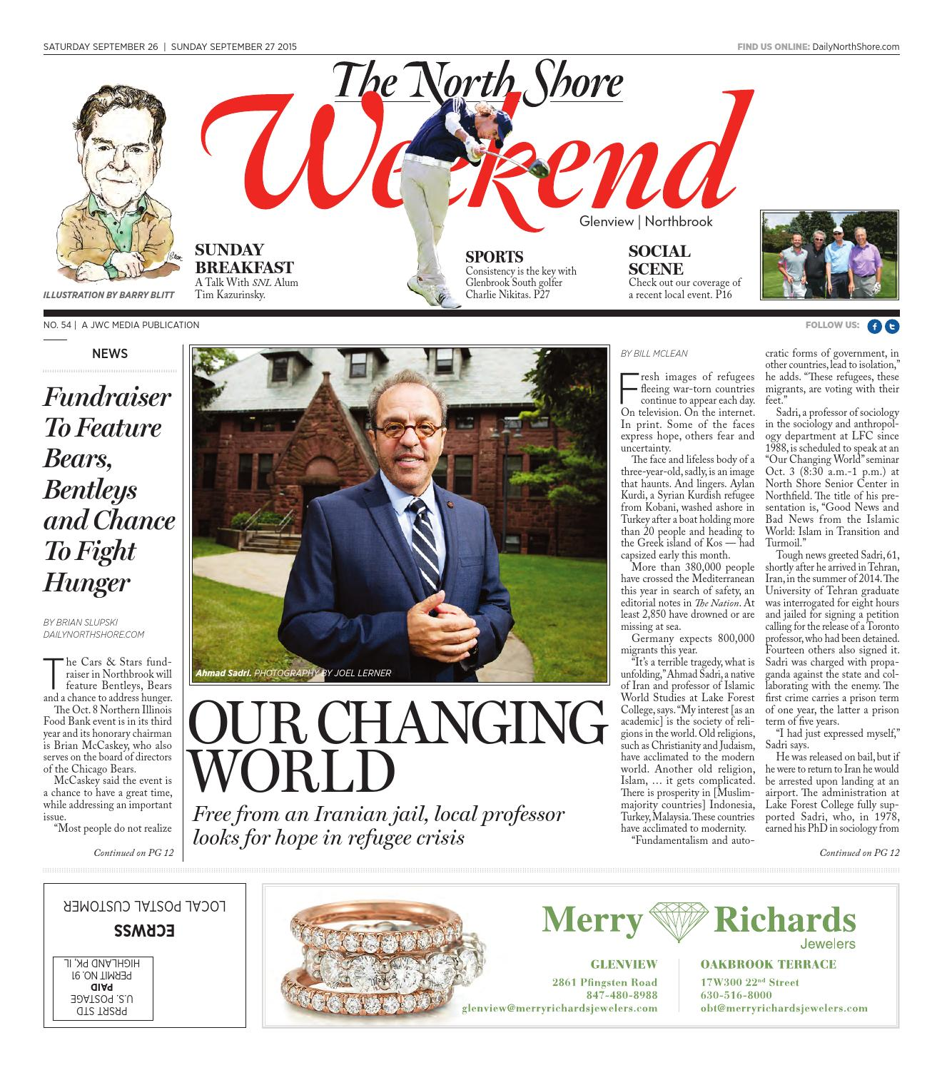 the north shore weekend west issue by jwc media issuu