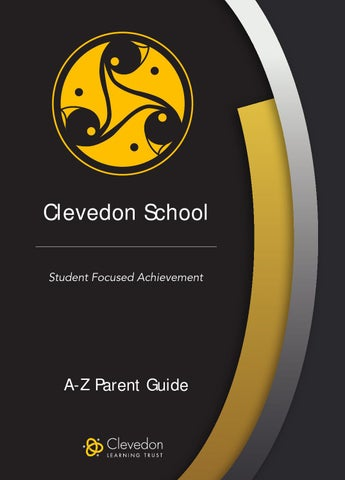 2015 - Clevedon School Parent Guide -- Clevedon School