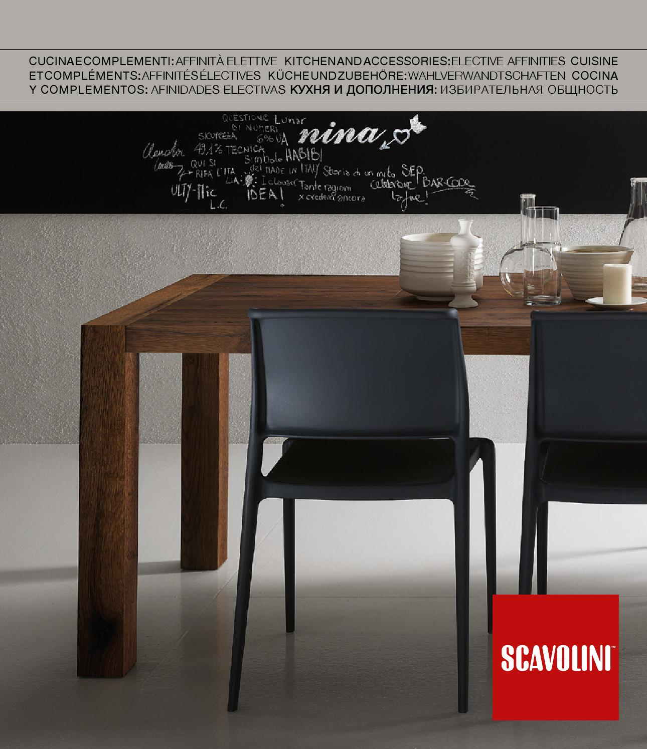 Awesome Tavoli Cucina Scavolini Contemporary - Skilifts.us ...