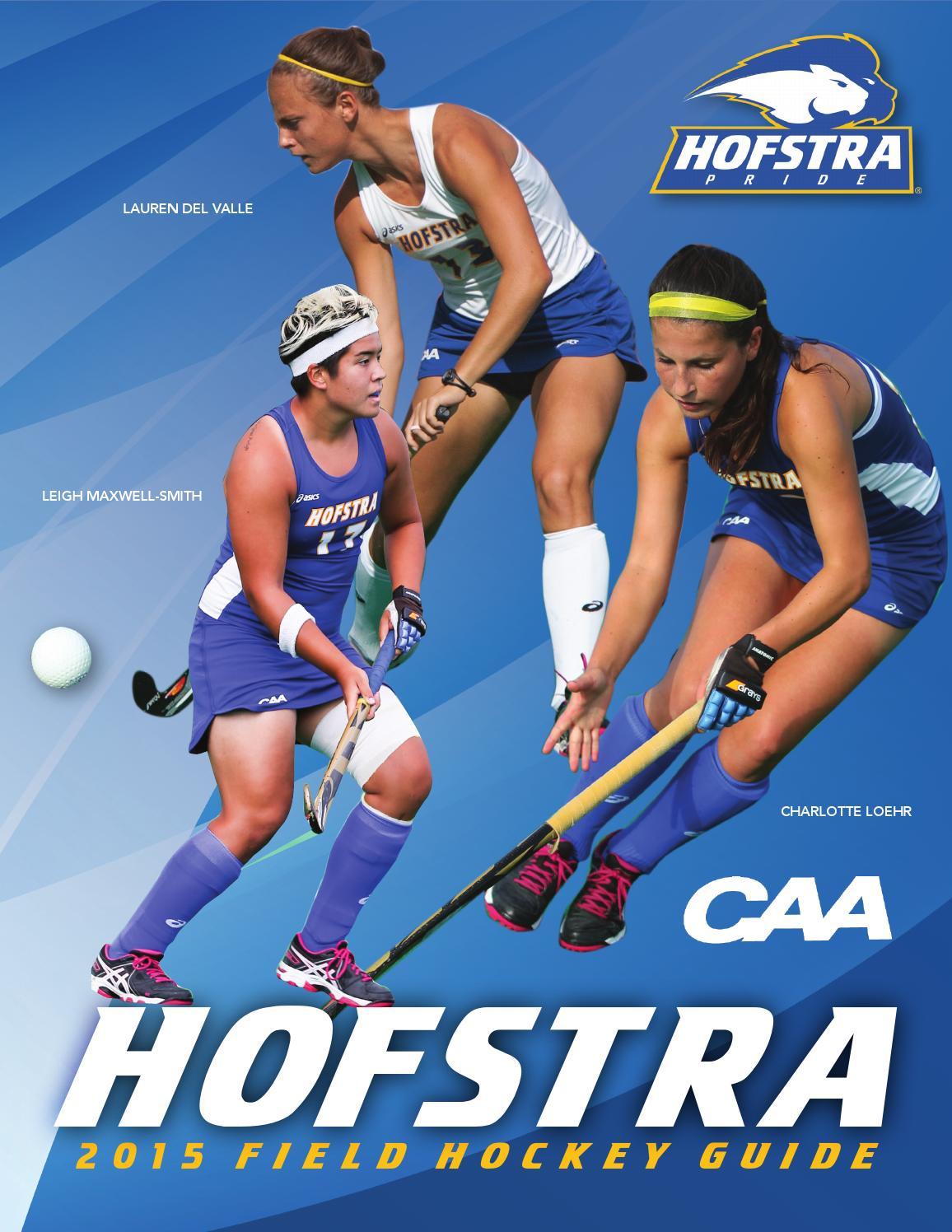 2015 Hofstra Field Hockey Virtual Guide By Hofstra