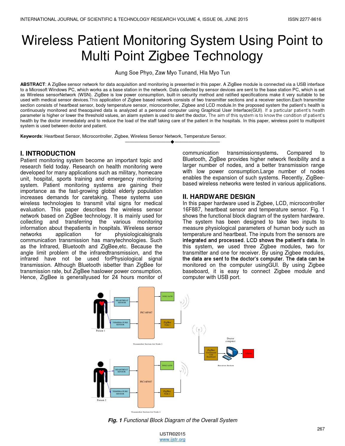 wireless electronic notice board with multipoint receiver using zigbee